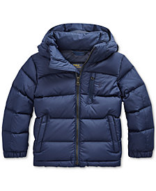 Polo Ralph Lauren Toddler Boys Ripstop Jacket, Created for Macy's