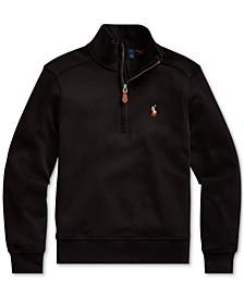 Little Boys Interlock Cotton Sweatshirt