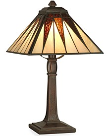 Cooper Tiffany Accent Table Lamp