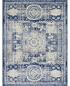 Mobley Mob2 Blue Area Rug Collection
