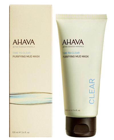Ahava Purifying Mud Mask, 3.4 oz