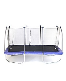 15' Rectangle Trampoline with Enclosure