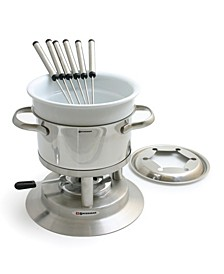 Arosa 11 Piece Fondue Set