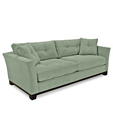 "Michelle 86"" Fabric Sofa"