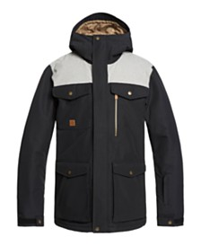 Quiksilver Mens Raft Snow Jacket