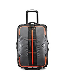 """Dell's Canyon 22"""" Carry-On Wheeled Drop Bottom Duffel"""