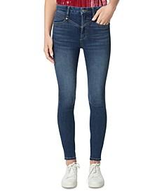 V-Front Skinny Jeans