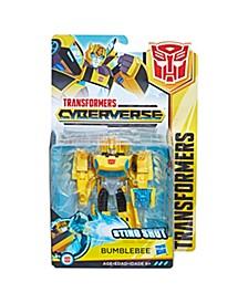 CLOSEOUT! Cyberverse Warrior Class Bumblebee