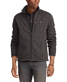 Men's Fleece Zip-Up Jacket