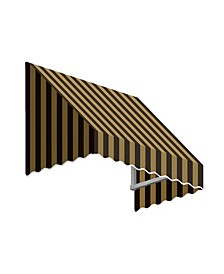 """3' San Francisco Window/Entry Awning, 16"""" H x 30"""" D"""
