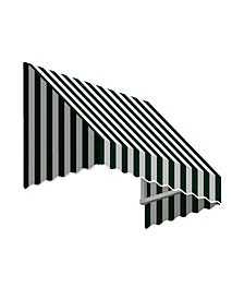 """8' San Francisco Window/Entry Awning, 24"""" H x 36"""" D"""