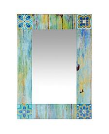 Decorative Rectangle Wall Mirror