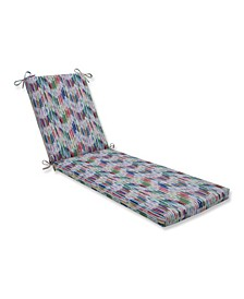 Drizzle Summer Chaise Lounge Cushion