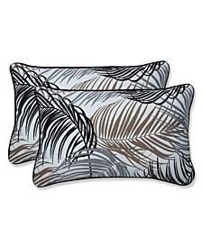 Setra Stone Rectangular Throw Pillow, Set of 2