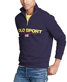 Polo Ralph Lauren Men's Fleece Quarter-Zip