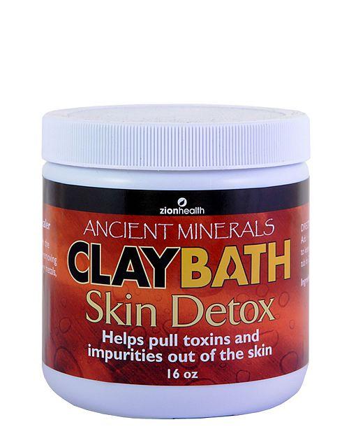 Zion Health Clay Bath, 16 oz