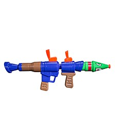 CLOSEOUT! Fortnite RL Super Soaker Water Blaster Toy -- Extreme Soakage -- 6.7 Fluid Ounce Capacity -- For Kids, Teens, Adults