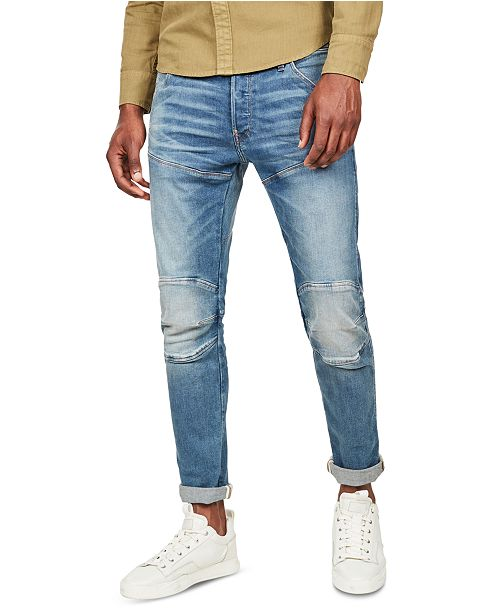 G-Star Raw Men's 5620 3D Slim-Fit Jeans, Created For Macy's