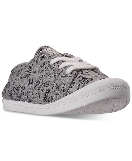Skechers Women's BOBS Beach Bingo - Kitty City Casual Sneakers from Finish Line