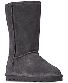 Bearpaw Big Girls' Elle Tall Boots from Finish Line