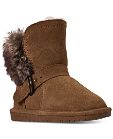 Bearpaw Little Girls' Koko Boots from Finish Line