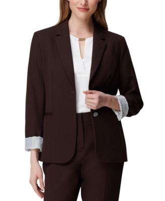 Two-Button Cuffed Jacket