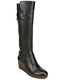 Dr. Scholl's Women's Check It High Shaft Boots