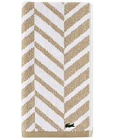"Herringbone Cotton 16"" x 30"" Hand Towel"