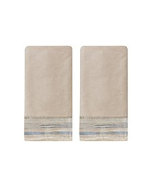 Darian 2-Pc. Hand Towel Set