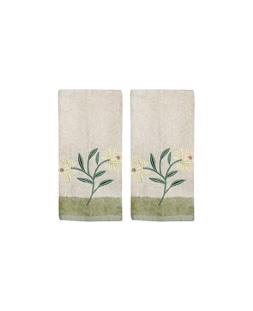 Croscill Penelope 2-Pc. Hand Towel Set