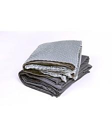 Yogasleep Premium Weighted Blanket, Full/Queen