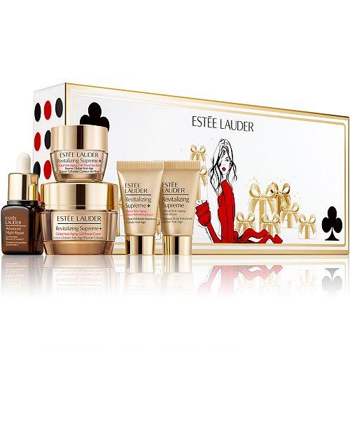 Estee Lauder Limited Edition 5-Pc. Revitalize + Refine For Smoother, Radiant Skin Starter Set