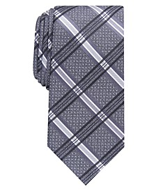 Men's Davitt Plaid Tie