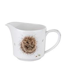 Wrendale Hedgehog Cream Jug