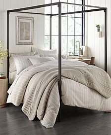Oakdale Full/Queen Duvet Cover Set