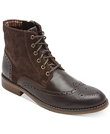 Men's Colden Wingtip Dress Casual Boots