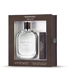 Men's 2-Pc. Mankind Jumbo Gift Set