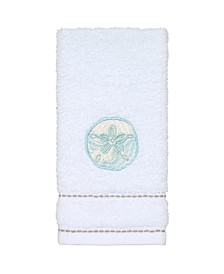 Farmhouse Shell Fingertip Towel