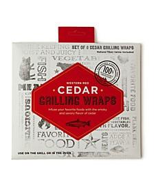 Cedar Wraps, 8-Pack