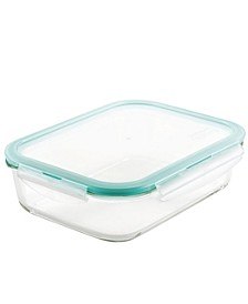 Purely Better Glass 51-Oz. Rectangular Food Storage Container