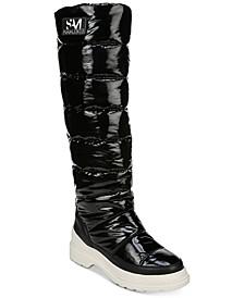 Camora Knee Puffer Boots