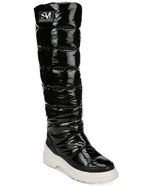 Sam Edelman Camora Knee Puffer Boots
