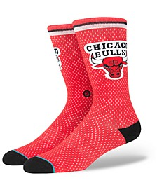 Chicago Bulls Arena Jersey Pack Crew Socks