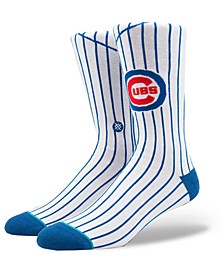 Chicago Cubs Home Jersey Series Crew Socks