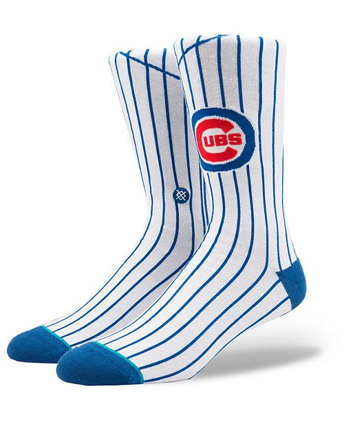 Stance Chicago Cubs Home Jersey Series Crew Socks