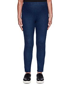 Autumn Harvest Flat Front Jeggings