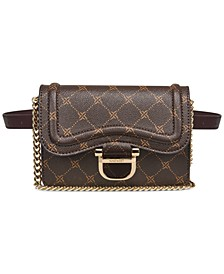 Harper Logo Convertible Crossbody Belt Bag