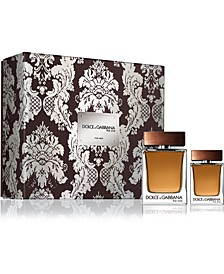 DOLCE&GABBANA Men's 2-Pc. The One For Men Eau de Toilette Gift Set