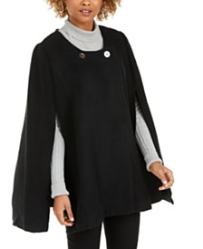 DKNY Double Breasted Cape