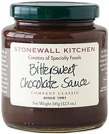 Bittersweet Chocolate Sauce